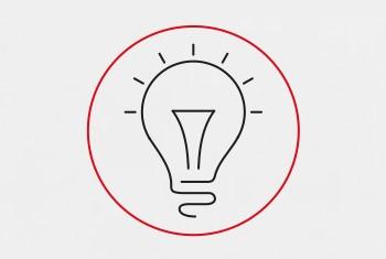Известно, что люди непроизвольно обращают внимание на объекты с наибольшим освещением.